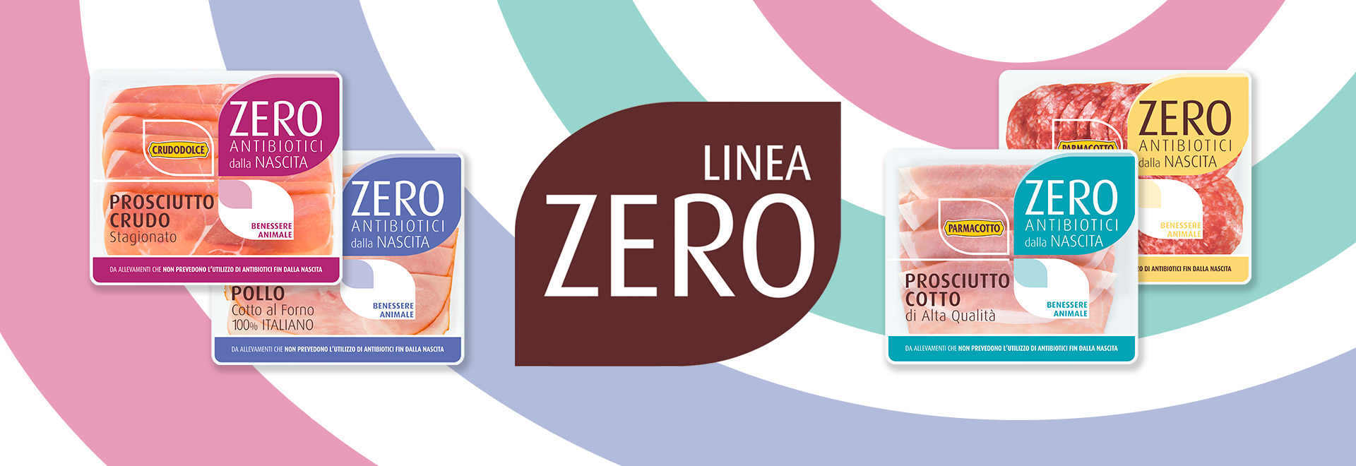 Discover the Linea Zero - from farms that do not use antibiotics since birth
